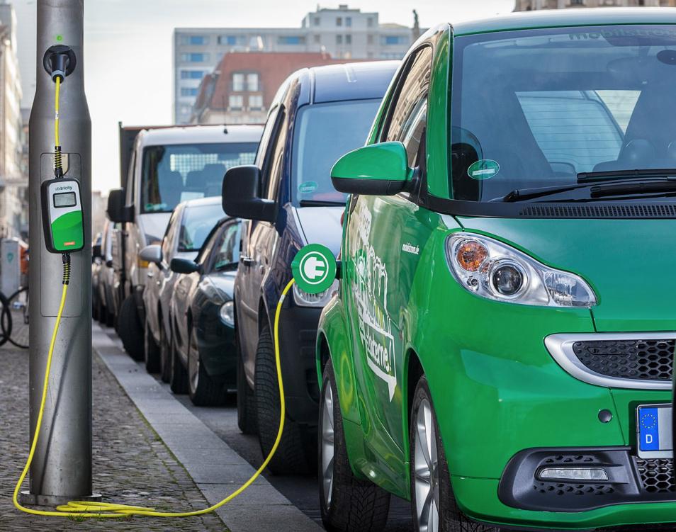 网约车新规,新能源汽车
